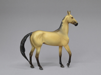 Buckskin Mini Khan